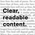 Clarity and Readability Checklist for Content Creators